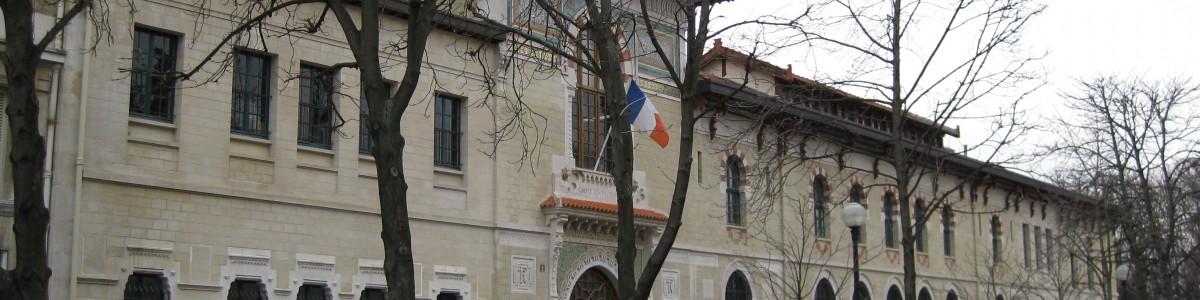 ENA Paris rue Observatoire